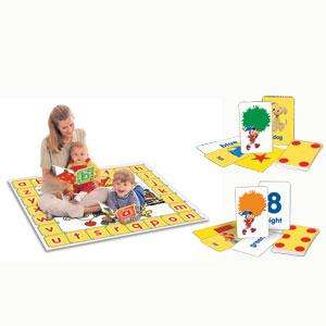 Noddy abc books with Play mat and Flash cards £2.49 Delivered with code @ Readers digest