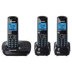 Panasonic KX-TG5523EB Cordless Triple Telephone £29.50 @ Tesco (instore)