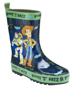 TOY STORY WELLIES £3.50 FROM MOTHERCARE WITH FREE  DELIVERY