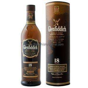 Glenfiddich 18 Yr Old Single Malt Scotch Whisky 700ml £29.99 @ Morrisons
