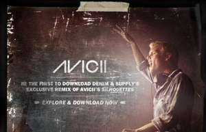 New AVICII Silhouettes song free download