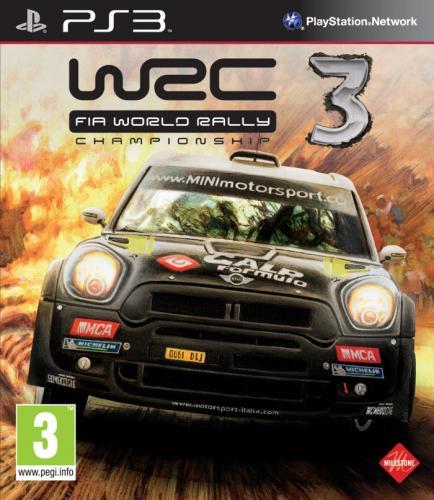 WRC 3 PS3/Xbox 360/Vita all £29.99 at Grainger Games