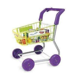 Casdon Toy shopping trolley with play food £10.49 delivered @ Amazon