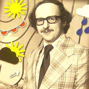 Retro Weather Fridge Magnets (With Michael Fish) for £5.99 @ Play.Com