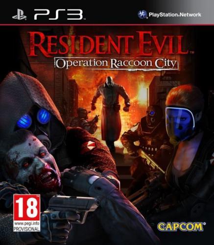 Resident Evil Operation Raccoon City PS3/X360 £15.95 @ Zavvi