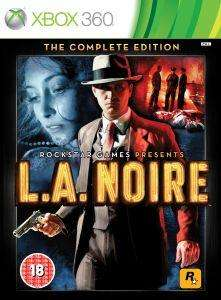 L.A. Noire: The Complete Edition for Xbox 360/PC £12.95 @ Zavvi