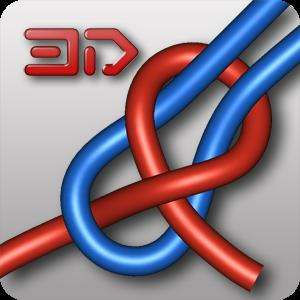 Knots 3D - Educational Tool Free for limited time (IOS)