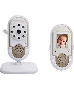 Motorola MBP28 Digital Video Baby Monitor £34.99 at Argos using code 24073 at the till. Free collect from store.