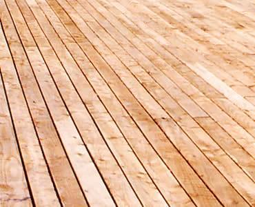 B&Q 2.4m decking boards half price £3.74 each