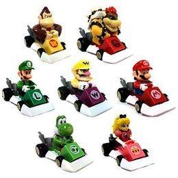 PoundLand - Mario Kart Wii Gashaphon Mini Capsule Figures and Pokemon Diamond and Pearl DS Stylus' for £1 each!