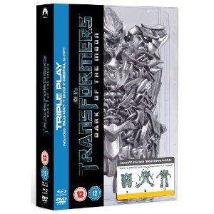 Transformers: Dark of the Moon - Megatron Special Edition Triple Play @ amazon £7.97