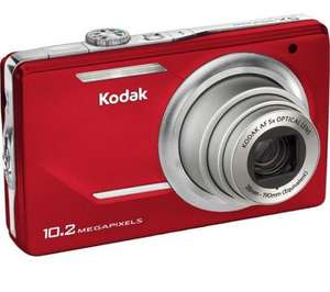 KODAK M380 10.2MP 5X OPTICAL £25.55 Morgans Computers with CODE MORG10