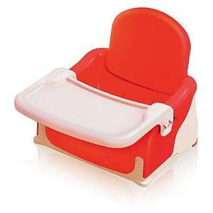 Lindam Booster Seat & Tray one day only  £7 @ Asda direct