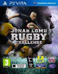 Jonah Lomu Rugby Challenge £19.99 at Grainger Games