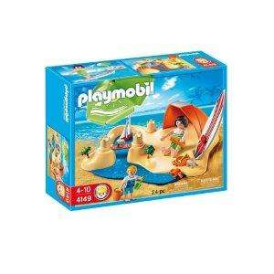 Playmobil 4149 Beach Holiday Compact Set now £5 del @ Amazon