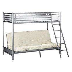 Futon Bunk  High Sleeper £67.00 delivered @ Tesco Direct