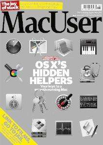 3 issues of MacUser for a quid, plus a pair of headphones @ Subscribe online £1