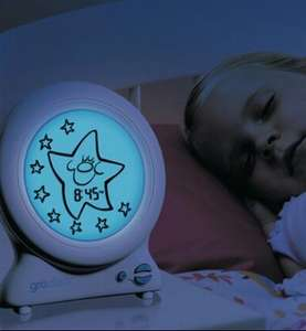 Gro Clock Sleep Trainer Clock Only £17.15 pricematched at Mothercare, full price is £29.99 - Needs Unexpiring Please!