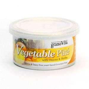 Granovita Vegetable/Olive/Mushroom Pate Half Price @ Aldi