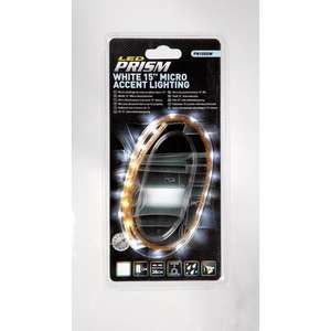 "Car LED White 15"" Micro strip / courtesy light @ Halfords £1.40"