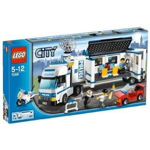 LEGO City 7288 Mobile Police Unit £22.99 @ Amazon UK