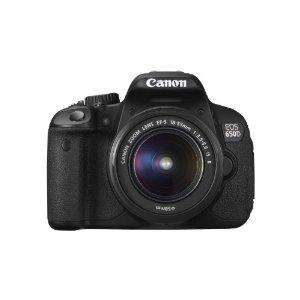 Canon EOS 650D with 18-55mm IS II Lens  £649.99 @ Dixons