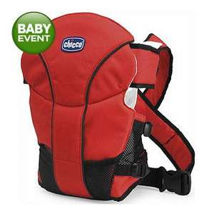 Chicco Go Baby Carrier - Fuego Red now £ 7.80 @ Asda Direct