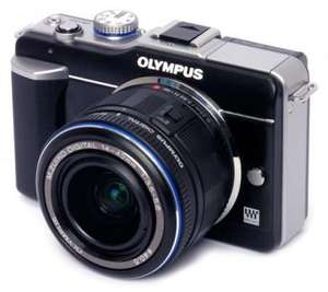 Olympus PEN E-PL1 Compact System Camera in Black with 14-42mm Lens £169.95 @ Jessops INSTORE ONLY