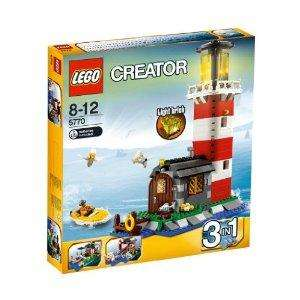 Lego Creator 5770: Lighthouse Island 3 in 1 Set now £20 del @ Amazon