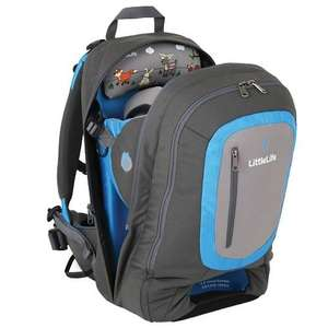 LittleLife UltraLite Convertible S2 Child Carrier £64.99 at sportsdirect.com