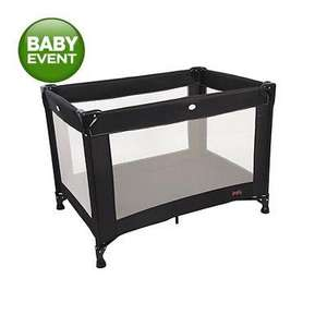 Red Kite Sleeptight Travel Cot - Black £15.00 @ Asda Instore