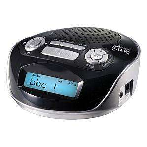 Asda E80010 DAB/FM radio alarm clock, sale item in store, £18.75.