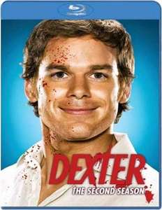 Zavvi - Dexter Seasons 1, 2, 3, 4 & 5 £14.95 each on Blu-Ray!
