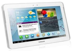 "Samsung Galaxy Tab 2 10.1"" - £299 INSTORE @ PC World + £50 Samsung Cashback"