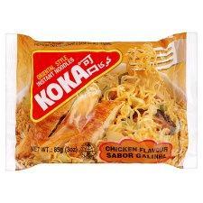 Koka Noodles 4 packs for £1 at Tesco