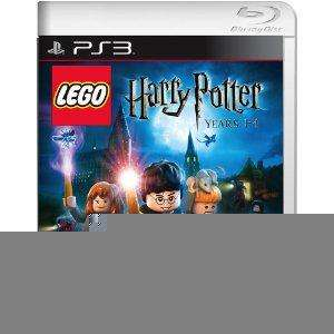 Lego Harry Potter: Years 1-4 (PS3+Xbox360) £10 @ amazon