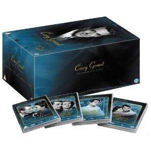 The Cary Grant Collection [18 DVD Boxset / 21 films] only £20.25 delivered @ Amazon