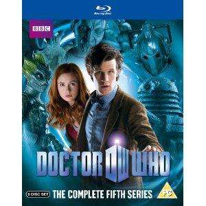 Doctor Who - The Complete Series 5 [Blu-ray][Region Free] £16.25 Amazon.co.uk