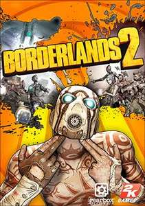 Free Copy of Borderlands 2 - London - Dependent On How Crazy You Are!