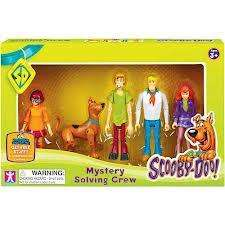 Scooby Doo Crew Figure Set £6.99 @ B&M instore