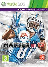 Madden NFL 13 (PS3/360) £27.71 at Tesco Entertainment
