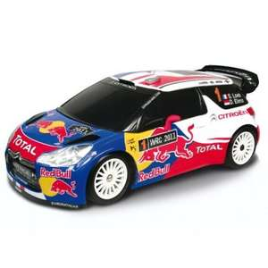 Nikko Radio Control Citroen DS3 WRC for £19.99 Delivered @ ModelZone