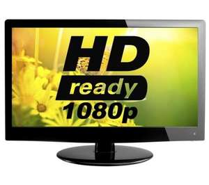 "Logik L24LDIB11 Full HD 24"" LED TV - Black (New) £69.91 @ currys /ebay"