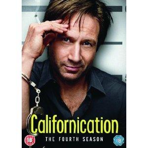 Californication Season 4 DVD £11.99 @ Amazon