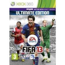 FIFA 13 Ultimate Edition - £39.19 @ Sainsburys after voucher code : SETOK12                              FIFA 13 Normal Edition - £34.39 @ Sainsburys after voucher code : SETOK12