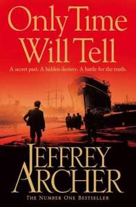 Only Time Will Tell - Jeffrey Archer [Kindle Edition] for 20p @ Amazon