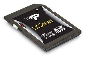 Patriot LX 32GB Class 10 Secure Digital High Capacity Card with 5 year warranty  for £14.99 @ Ebuyer