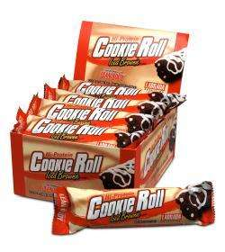 SHORT DATED NOV 2012 - 12 x Labrada Cookie Rolls £11.69@thesupplementstore