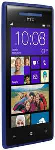 Pre order HTC 8X Windows Phone Sim Free for £398.98 from Unlocked Mobiles