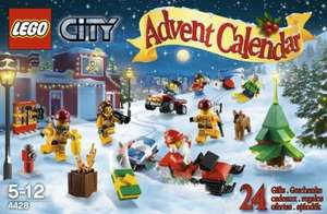 Lego City Advent Calendar £19.99 BUT Also 3 for 2 (= £13.33) When Bought With Two Other £19.99 (or less) Items @ Boots